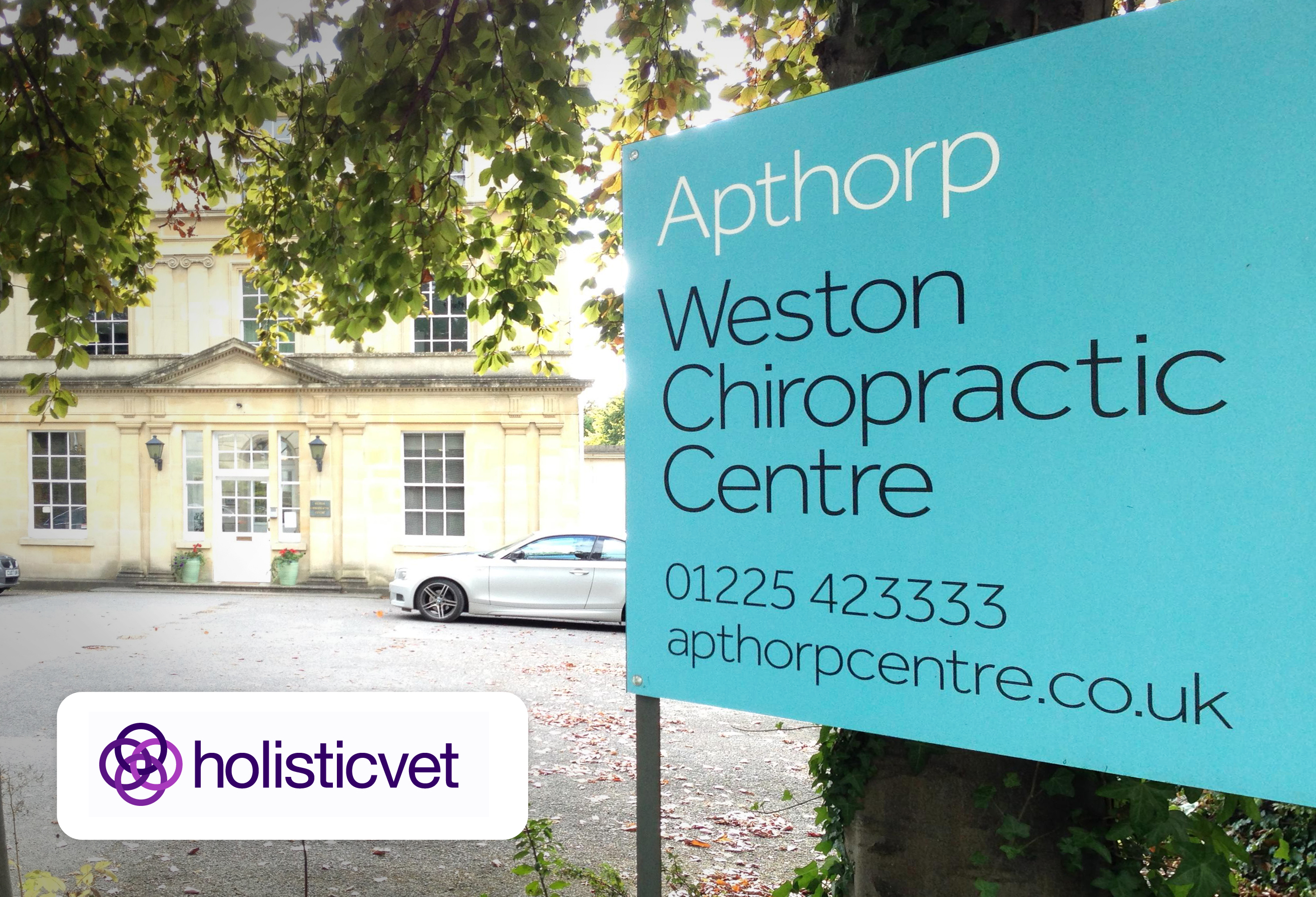Holisticvet is based at the Apthorp Centre