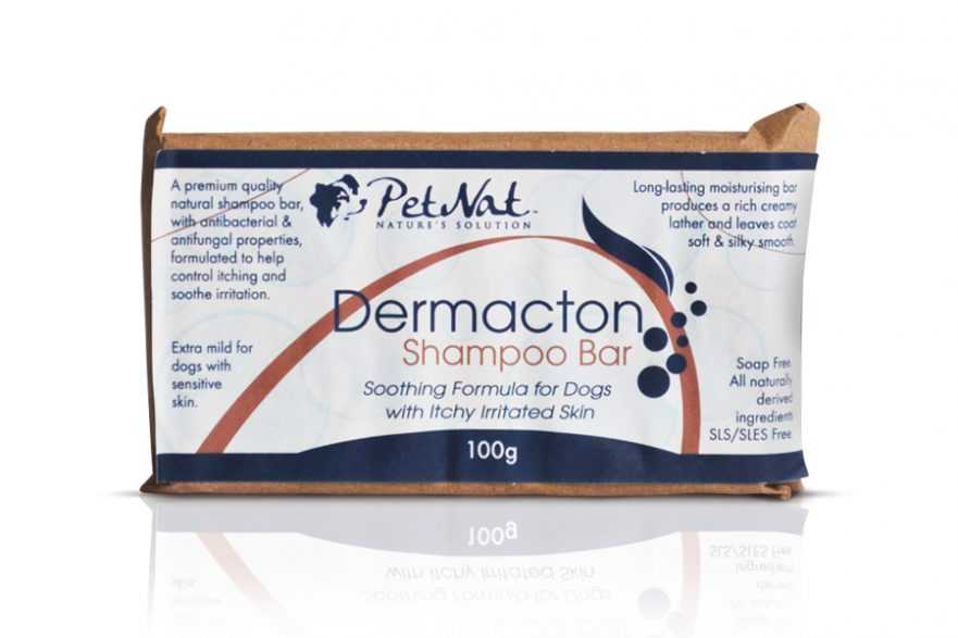 Dermacton Dog Shampoo Bar